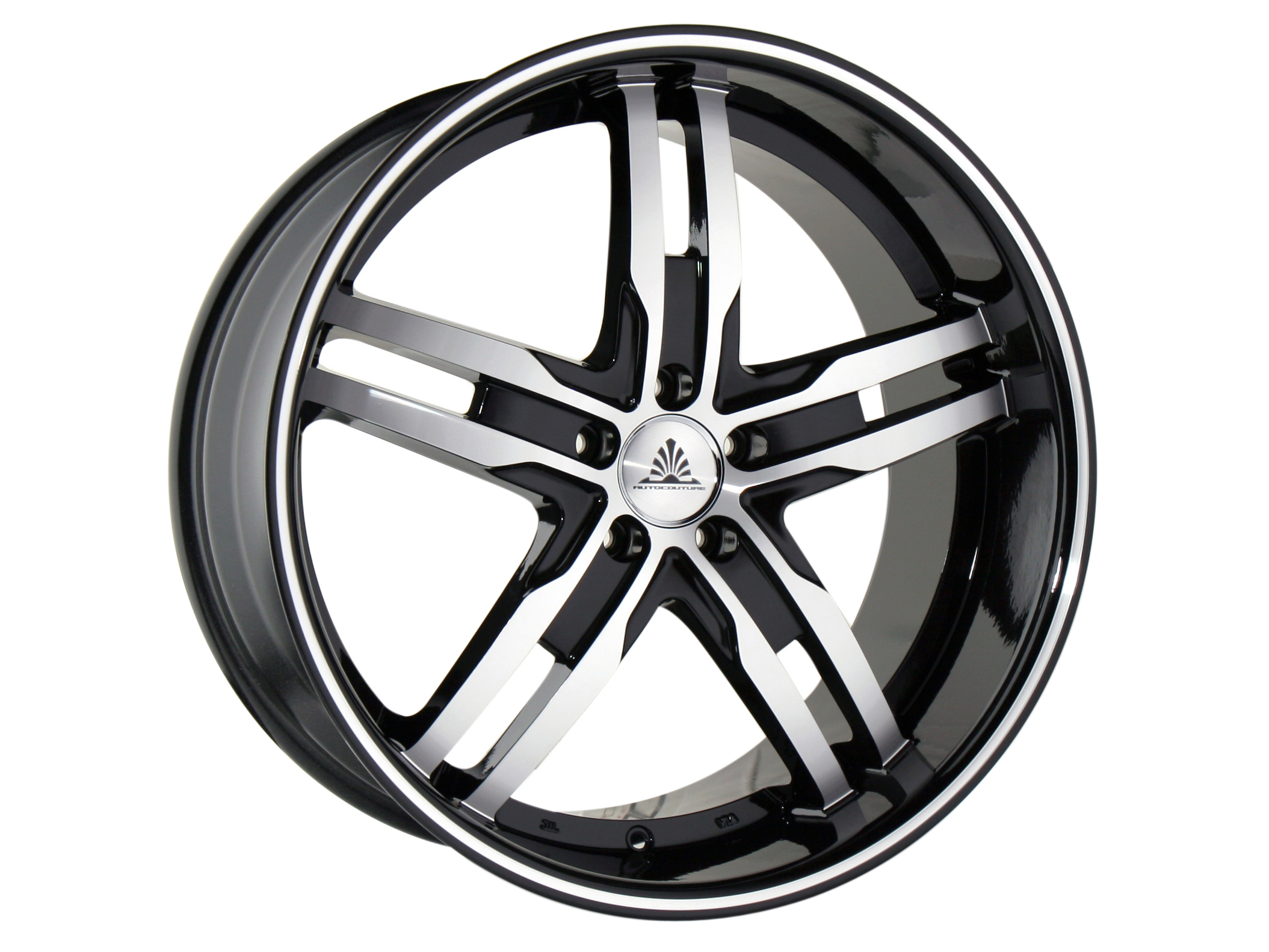 """21"""" Auto Couture Staggered Wheels Rims Lexus LS460 600"""